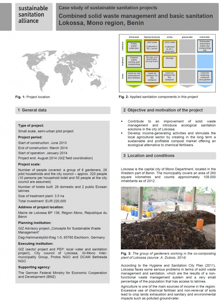 waste management case study This case study is useful for any waste management agency or government department seeking solutions to managing large quantities of legacy scrap metal and derelict.