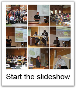 Photos of the 12th SuSanA meeting in Stockholm. Slide show in a new window.