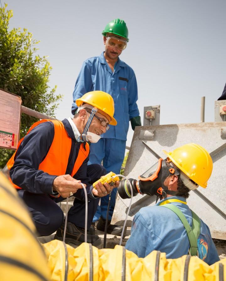 Sanitation Activities Of GIZ In Egypt