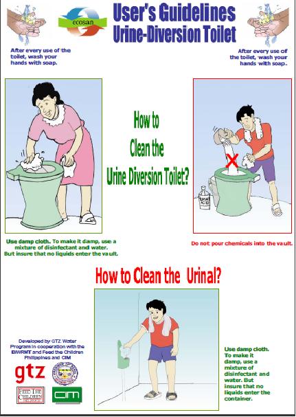 how to keep clean urine warm