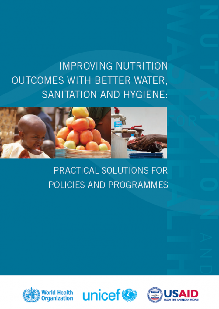 Improving Nutrition Outcomes with Better Water, Sanitation and