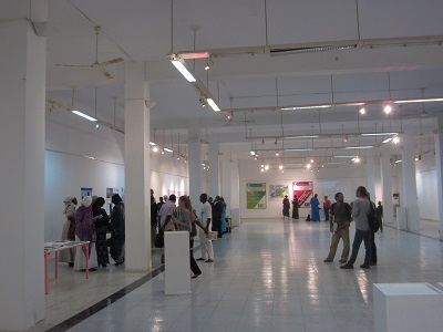 Open exhibition, 22 May